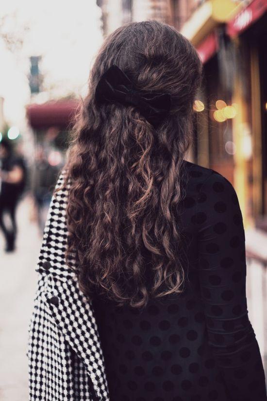 hair bow//