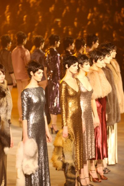 Runway: Marc Jacobs Fall 2013