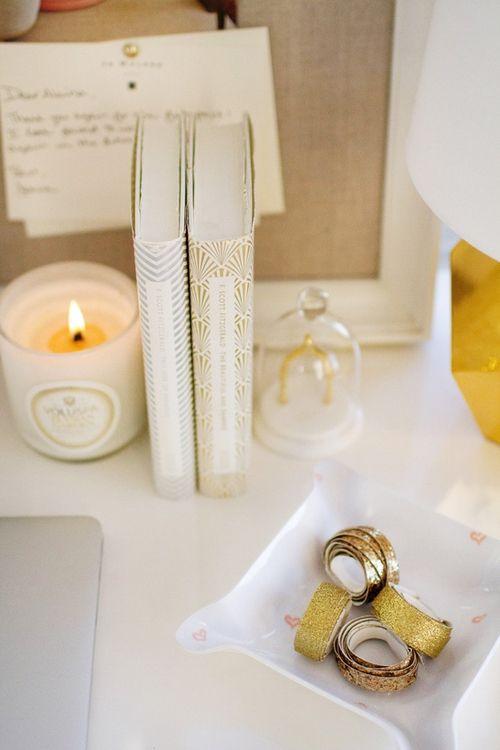 desk accessories, office accessories, white accessories