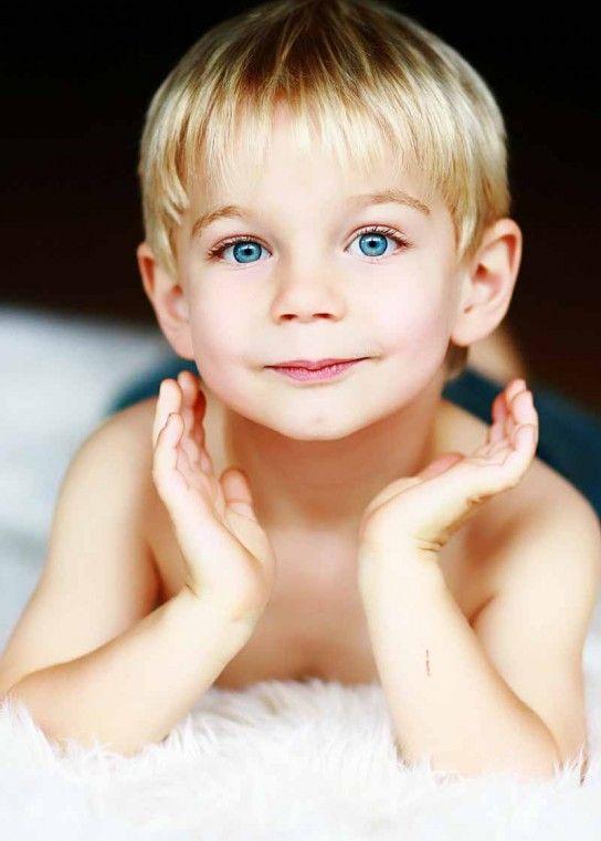 beautiful baby portraits