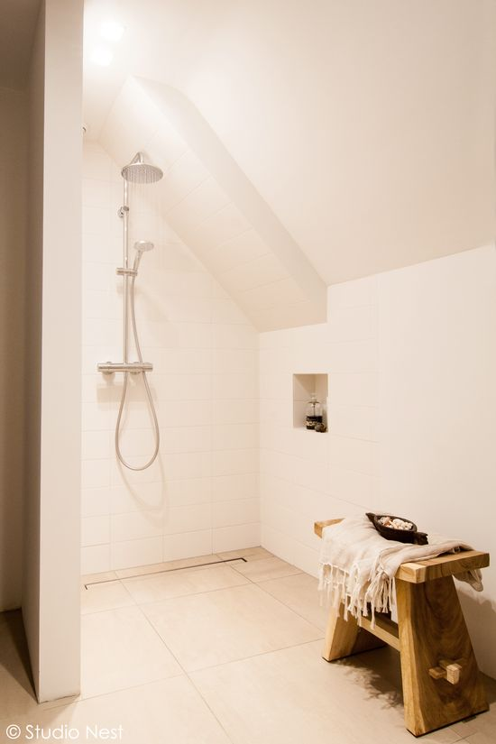 Bathroom designed by Studio Nest.