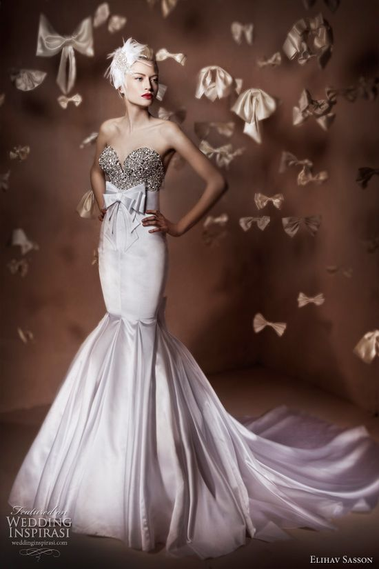 Elihav Sasson haute couture bridal 2011 collection