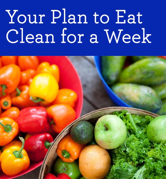 "seven tips and recipes to live by when all you have is 30 minutes to prepare a ""clean"" meal"