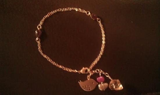 Handmade Charm Bracelet