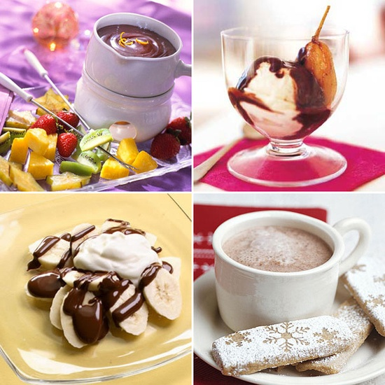 Easy Chocolate Recipes to Make with Leftover Chocolate Fondue