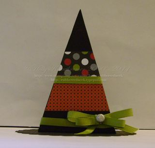 Petal Cone Witches Hat - bjl