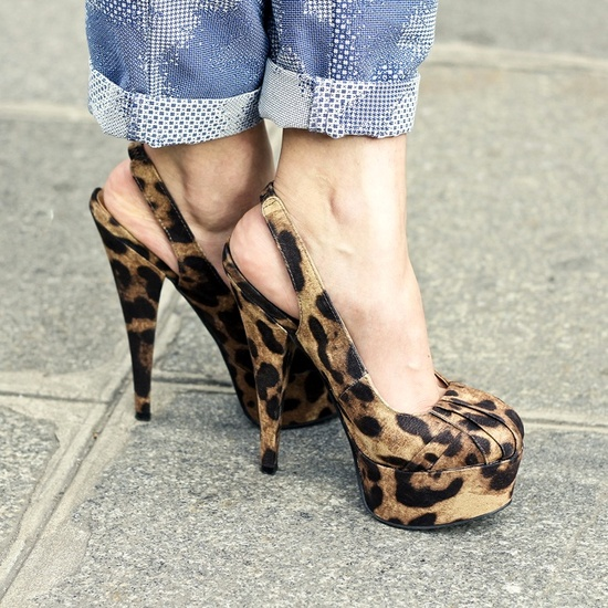 animalier shoes