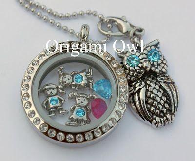 origami owl jewelry ideliza.origamiow...