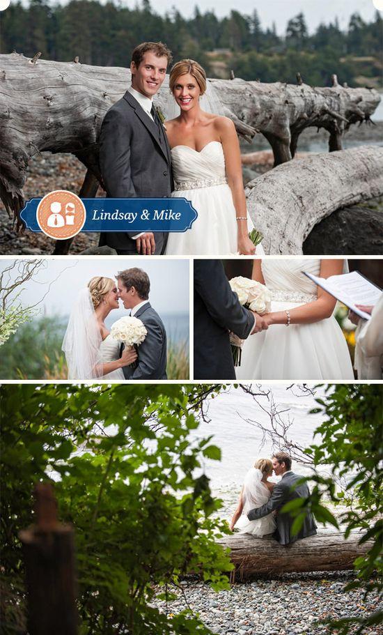 Coastal Wedding, Scenic views