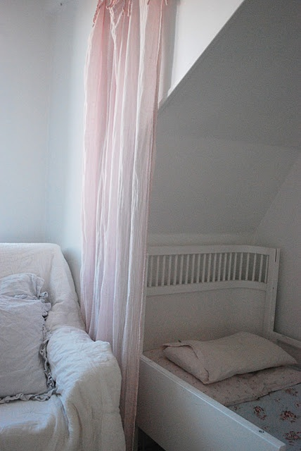 great bed, great space