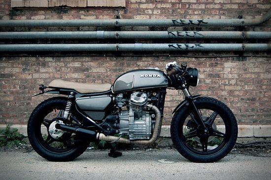 Moto-Mucci Honda CX500 Motorcycle ($TBA)