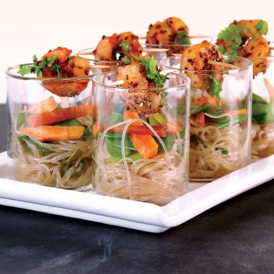 Noodles verrines