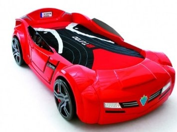 Twin Sport Car Bed