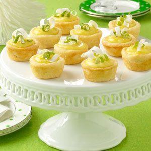 Lime Divine Tarts Recipe