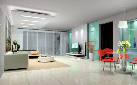 Modern home design idea