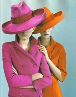 #dresscolorfully Pink/Orange