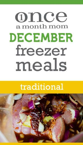 Join me for 15 freezer Meals for the Month prepared 1st Sat of month about $150. Each bag feeds six.