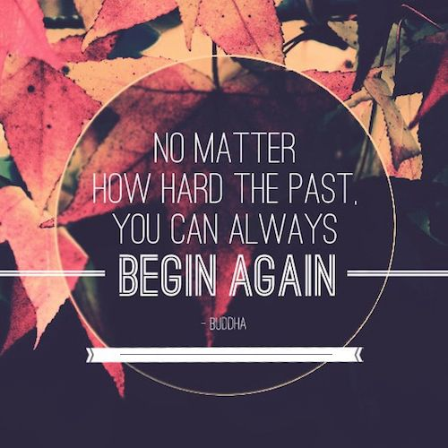 Perfect inspirational #quote for #fall