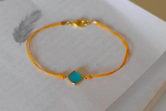 Dina Bracelet. $18.00, via Etsy.