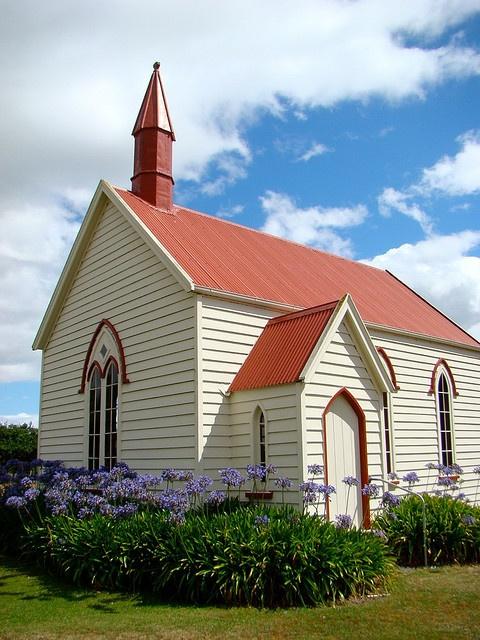 charming little church...