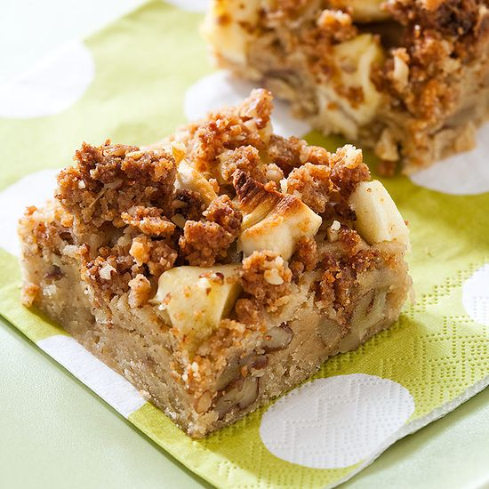 Apple Cobbler Bars Recipe - Cook's Country