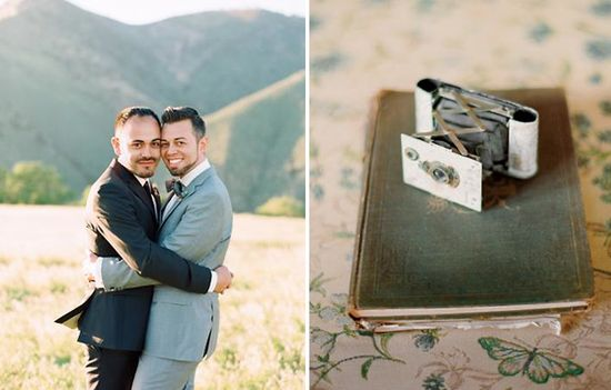 Weddings for All - Gay Wedding Inspiration