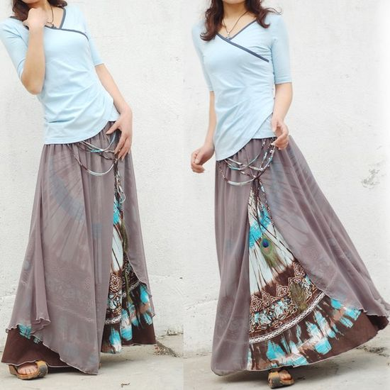 I love this skirt! Must make one...