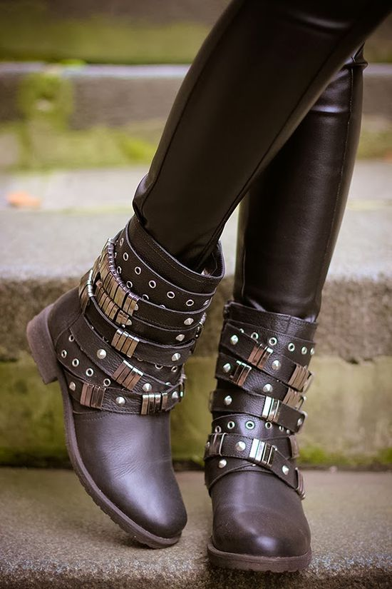 #fashion #shoes gvozdiShe: Golden knight (of Cydonia)