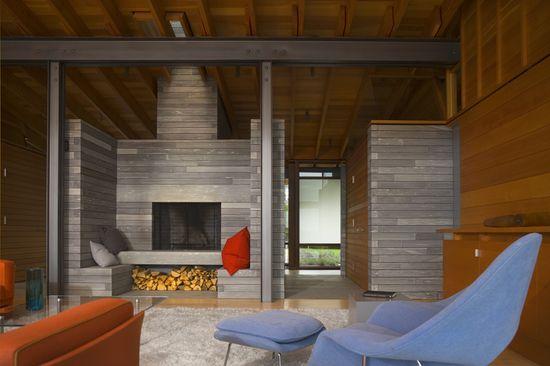 Ridge House / Bohlin Cywinski Jackson