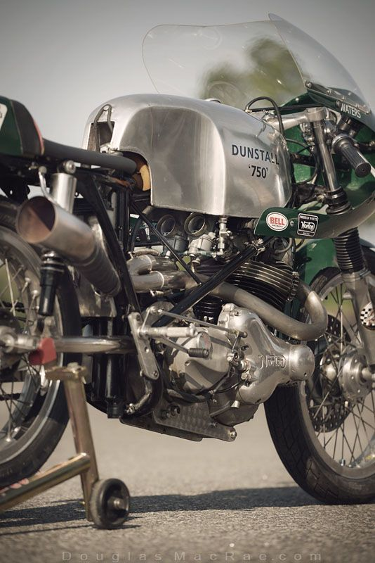 Dunstall Featherbed Norton Racer