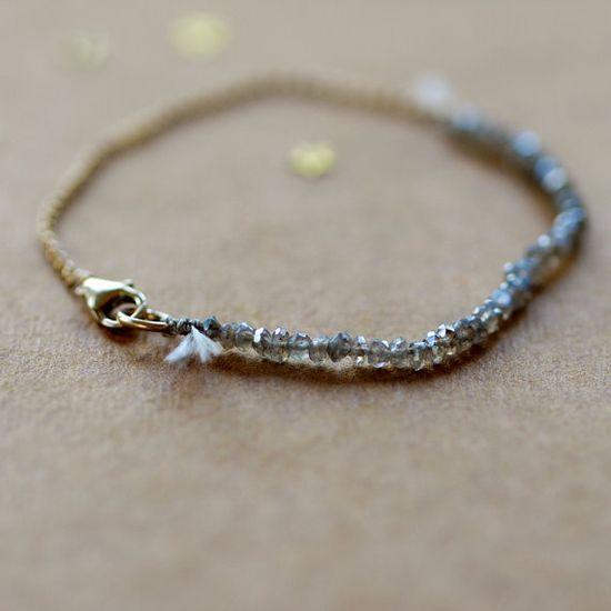 gorgeous bracelet! ?