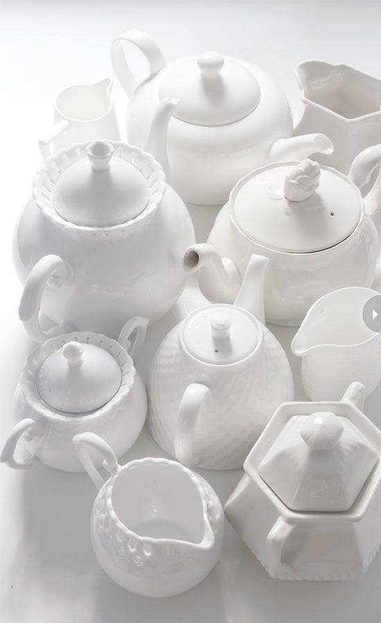 kitchen-whites-teapots