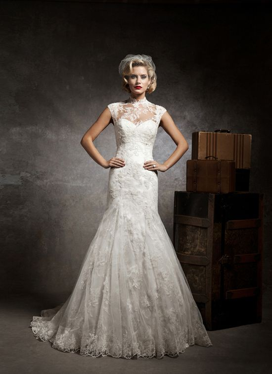 Best Wedding Dresses of 2012 by Belle The Magazine