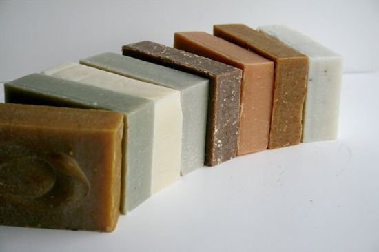 Essential Oil Soaps - Natural Soap Handmade