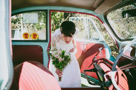 Gorgeous wedding photos by Lad & Lass