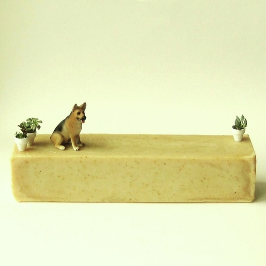 Handmade Soap. Prunella Soap
