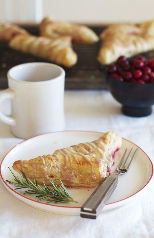 Cranberry Turnover Recipe