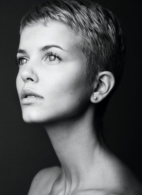 i like her hair