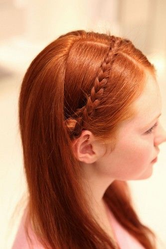 3 perfect winter hairstyles you can DIY! Photos by findanswerhere.co...