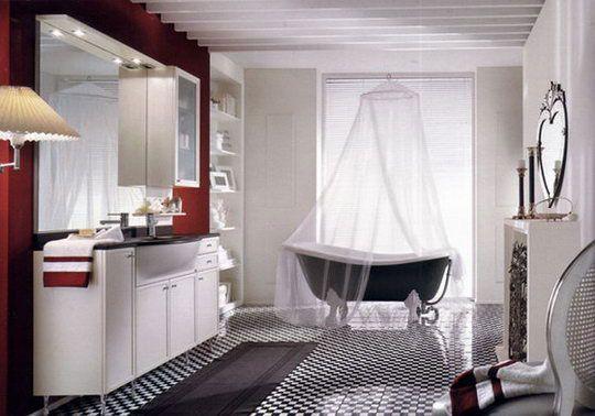 Special, unusual flooring design
