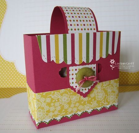 buckle box pattern