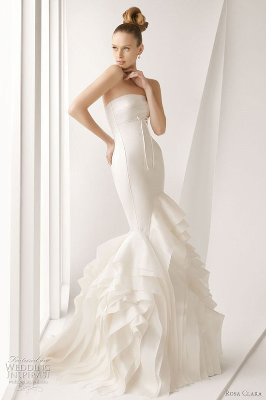 rosa clara 2012 wedding dresses
