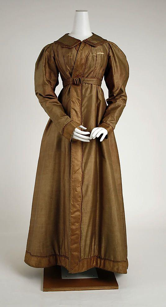 Pelisse, 1814-1818, European