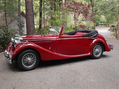 1948 Jaguar...