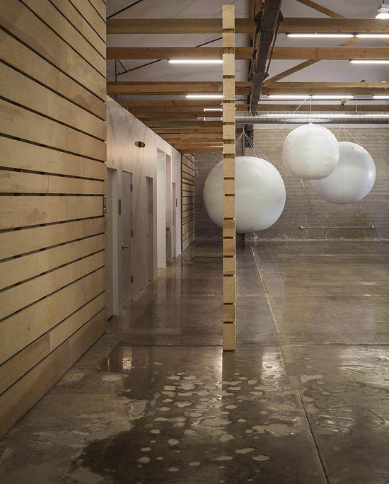 Automattic offices by Baran Studio Architecture, San Francisco - California
