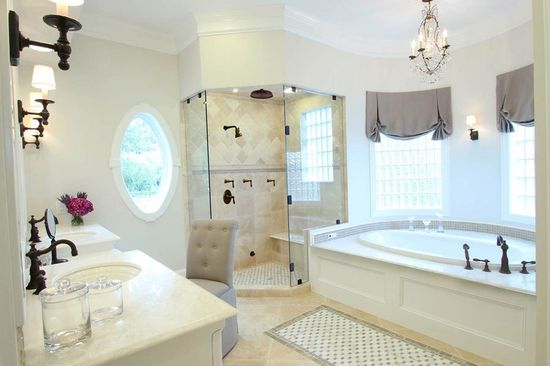 Get some inspiration from these beautiful before and after baths (two in Texas)