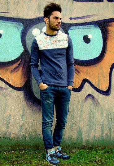 #Streetstyle #men #fashion