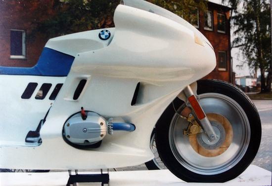 BMW futuro 6,