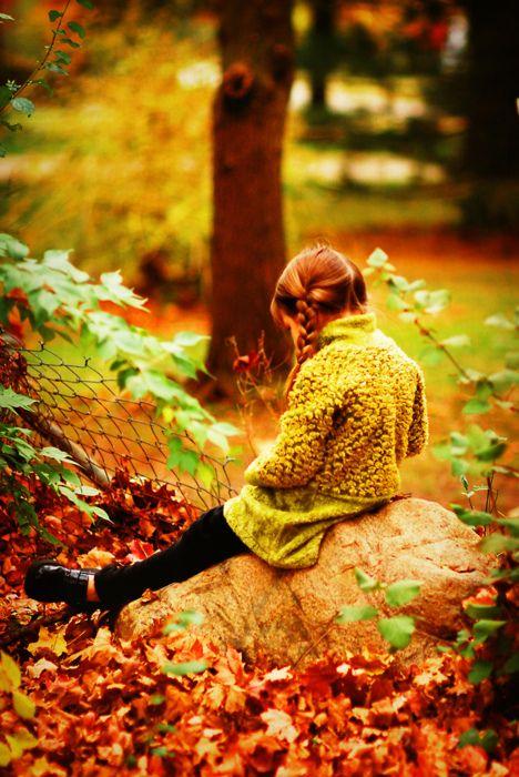 one beautiful autumn day