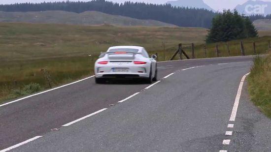 CAR's Sports Car Giant Test 2013